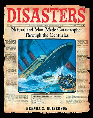 Disasters By Guiberson, Brenda Z.